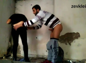 Youth turkish duo ass-fuck pulverizing..